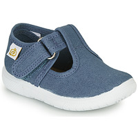 Shoes Children Flat shoes Citrouille et Compagnie MATITO Blue