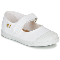 Shoes Girl Flat shoes Citrouille et Compagnie APSUT White