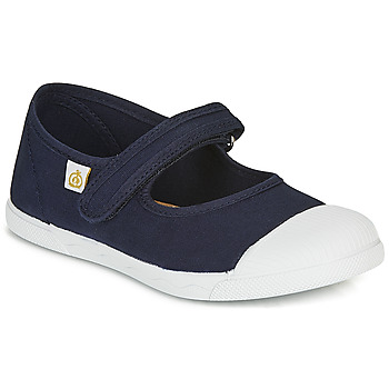 Shoes Children Flat shoes Citrouille et Compagnie APSUT Blue / Marine