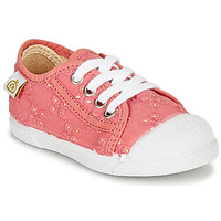 Shoes Girl Low top trainers Citrouille et Compagnie MALIKA Pink