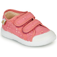 Shoes Girl Low top trainers Citrouille et Compagnie MELVINA Pink