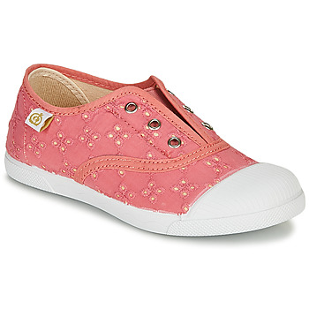 Shoes Girl Low top trainers Citrouille et Compagnie RIVIALELLE Pink