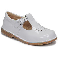 Shoes Girl Flat shoes Citrouille et Compagnie MIDINETTE White