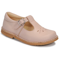 Shoes Girl Flat shoes Citrouille et Compagnie MIDINETTE Pink