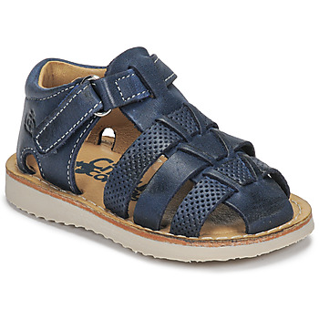 Shoes Boy Sandals Citrouille et Compagnie MISTIGRI Marine