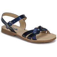 Shoes Girl Sandals Citrouille et Compagnie MADELLE Marine