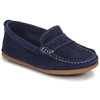 Shoes Boy Loafers Citrouille et Compagnie MISTER Marine