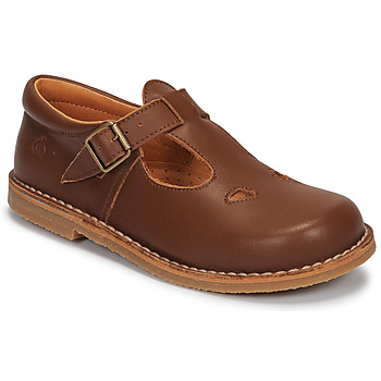 Shoes Children Flat shoes Citrouille et Compagnie GLARCO Camel