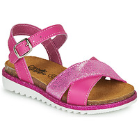 Shoes Girl Sandals Citrouille et Compagnie GAUFRETTE Pink