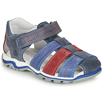 Shoes Boy Sandals Citrouille et Compagnie MARIDO Blue