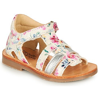 Shoes Girl Sandals Citrouille et Compagnie MIDINA Multicolour