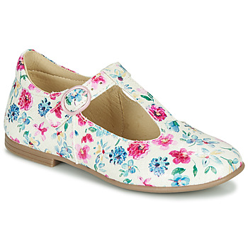 Shoes Girl Flat shoes Citrouille et Compagnie MANETTE Multicolour