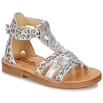 Shoes Girl Sandals Citrouille et Compagnie GITANOLO Leopard