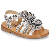 Shoes Girl Sandals Citrouille et Compagnie MALINETTE Leopard