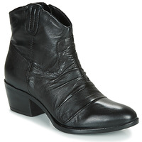 Shoes Women Mid boots Mjus DALLAS-DALLY Black
