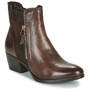 Shoes Women Mid boots Mjus DALLAS-DALLY Bordeaux