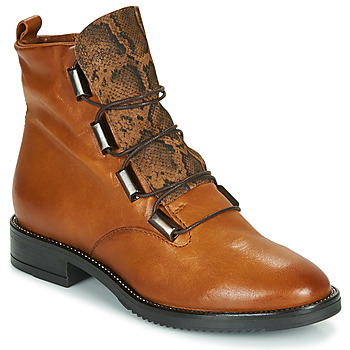 Shoes Women Mid boots Mjus ZARKO Brown