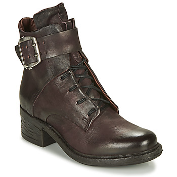 Shoes Women Mid boots Airstep / A.S.98 NOVA17 Bordeaux