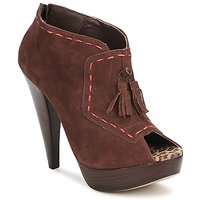 Shoes Women Shoe boots Via Uno KAMILA Brown