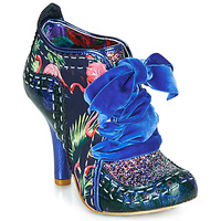 Shoes Women Ankle boots Irregular Choice Abigail's Third Party Royal / Blue
