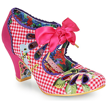 Shoes Women Heels Irregular Choice Sugar Plum Pink / Multi