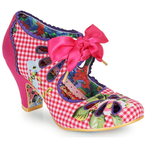 Shoes Women Heels Irregular Choice Sugar Plum Pink / Multi