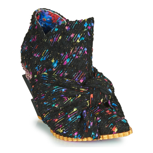 Shoes Women Heels Irregular Choice Power Surge  black