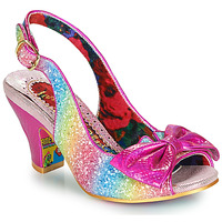 Shoes Women Heels Irregular Choice Hiya Synth Pink / Glow