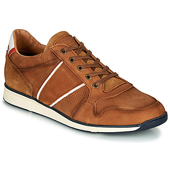 Shoes Men Low top trainers Redskins CHACRA Cognac