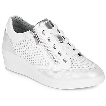 Shoes Women Low top trainers IgI&CO 5153177 White