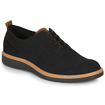 Shoes Men Derby Shoes IgI&CO 5106700 Black