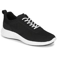 Shoes Men Low top trainers IgI&CO 5123422 Black