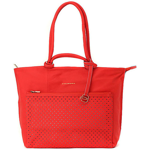 Bags Women Shopping Bags / Baskets Piquadro BORSA R SHOPPING Multicolore