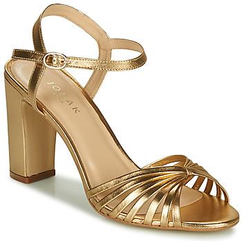 Shoes Women Sandals Jonak VINTO Platinum