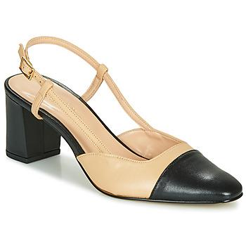 Shoes Women Heels Jonak DHAPOP Beige / Black