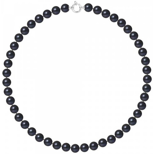 Watches Women Necklaces Blue Pearls BPS K064 W - OB Multicolored