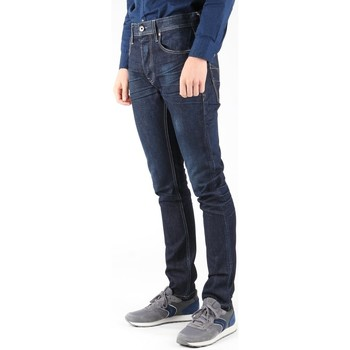 Clothing Men slim jeans Guess Edison Carrot M14R95D0HN0-CODU granatowy
