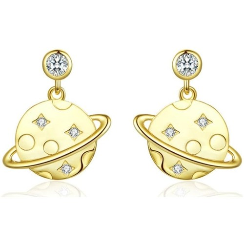 Watches Women Earrings Blue Pearls CRY C2350 J Multicolored
