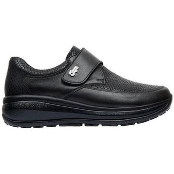 Shoes Men Slip-ons Joya SHOES  RELAX W BLACK_SNAKE