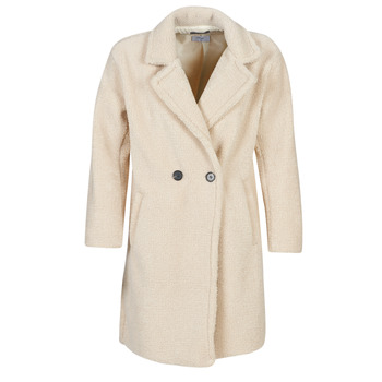 Clothing Women coats Betty London  Beige