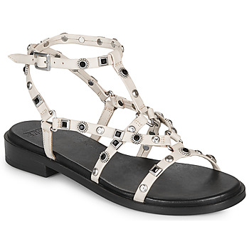 Shoes Women Sandals Bronx THRILL White