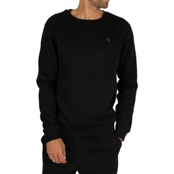 Clothing Men Jumpers G-Star Raw Premium Core Sweatshirt black