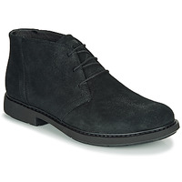 Shoes Men Mid boots Camper Neuman Black