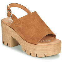 Shoes Women Sandals Musse & Cloud TAIKI Cognac