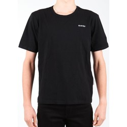 Clothing Men Short-sleeved t-shirts Hi-Tec Sim Black 077987 black
