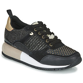 Shoes Women Low top trainers Gioseppo ANZAC Black