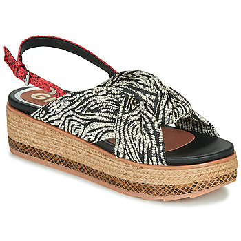 Shoes Women Sandals Gioseppo NEVELE Black / Red