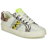 Shoes Girl Low top trainers Gioseppo TIRRENIA White