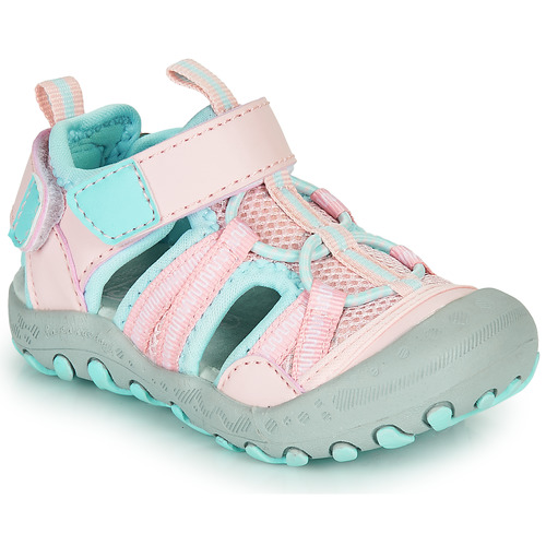 Shoes Girl Outdoor sandals Gioseppo TONALA Pink