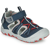Shoes Boy Outdoor sandals Gioseppo MAZATLAN Marine / Red